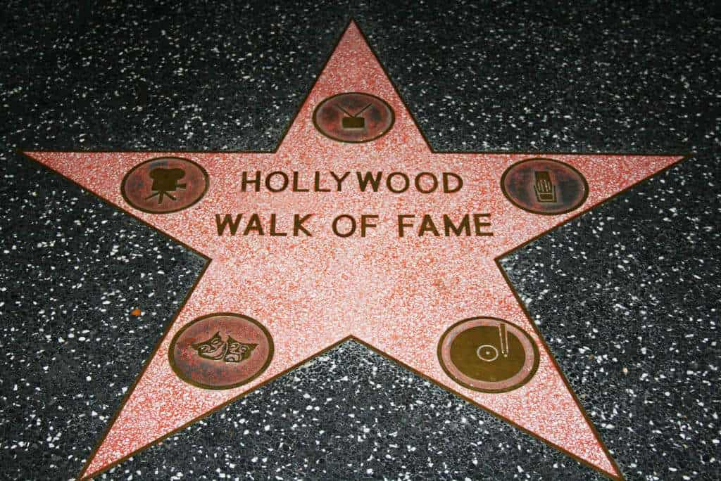 Walk Down the Hollywood Walk of Fame On Your Tour Through Los Angeles & Hollywood