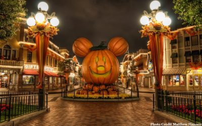 Family Halloween Events in Los Angeles