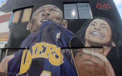 Finding & Visiting Kobe Bryant Memorials in Los Angeles