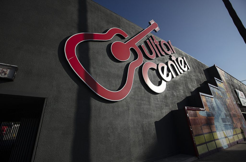 Guitar Center Hollywood: The Original Guitar Center