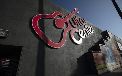 Guitar Center Hollywood: The Original Guitar Center