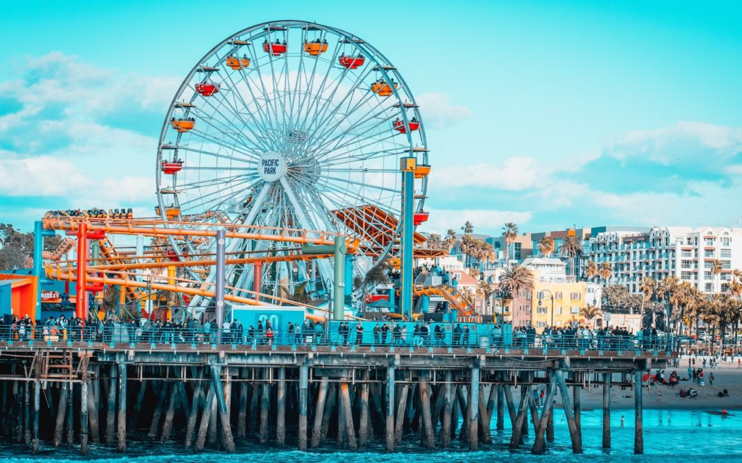 Visiting Pacific Park & The Santa Monica Pier: A Traveler's Guide