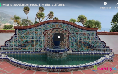 What is the Adamson House?