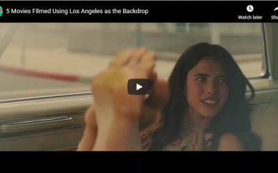 Five Movies Filmed in Los Angeles