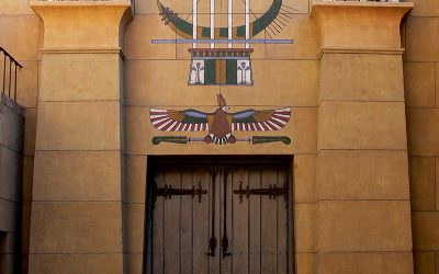 The History of Grauman's Egyptian Theatre