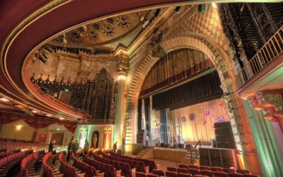 Grauman's Million Dollar Theater in Downtown Los Angeles' Historic Theater Row